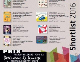 Der Deutsch-Französische Jugendliteraturpreis