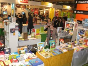 Messestand Montreuil